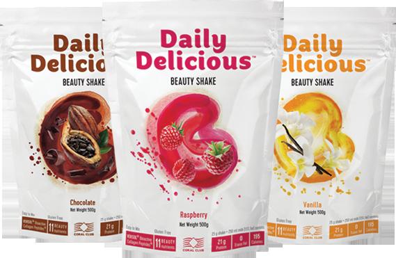 Вкусные протеиновые коктейли с комплексом нутриентов и коллагеном для ежедневного поддержания красоты и здоровья